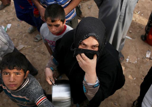 Musul'da insanlık dramı