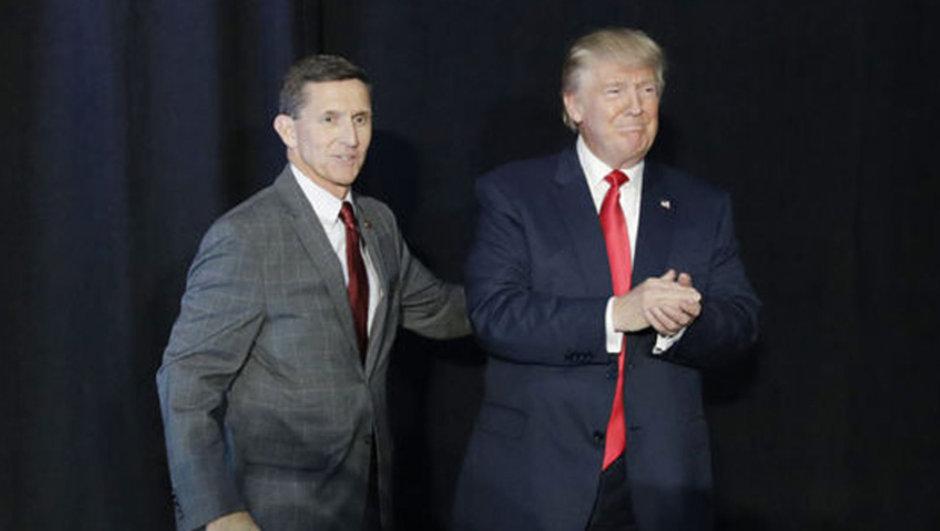Donald Trump Michael Flynn