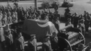 TSK, Atatürk'ün naaşının Anıtkabir'e nakli görüntülerini paylaştı