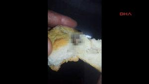 İçinden fare başı çıkan ekmek mahkemelik oldu
