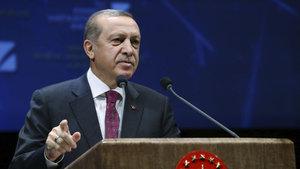 Erdoğan: 10 Kasım'ı anma değil, yeniden doğuş kutlaması olarak görüyorum