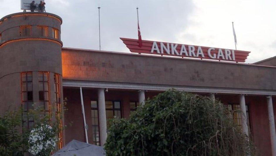 Ankara Garı Davası