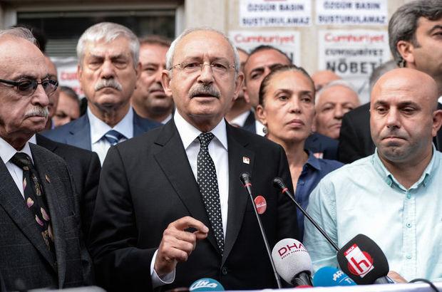 Kemal Kılıçdaroğlu, cumhuriyet