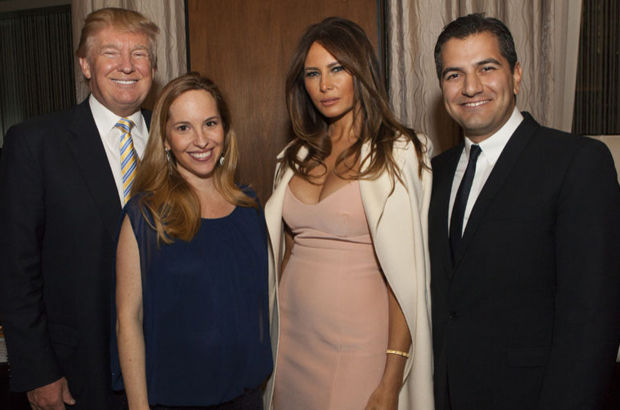 'Trump'ın mobilyacısı'