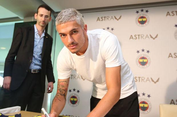Roman Neustadter Fenerbahçe Galatasaray