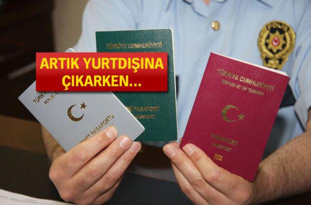 Yeni pasaport