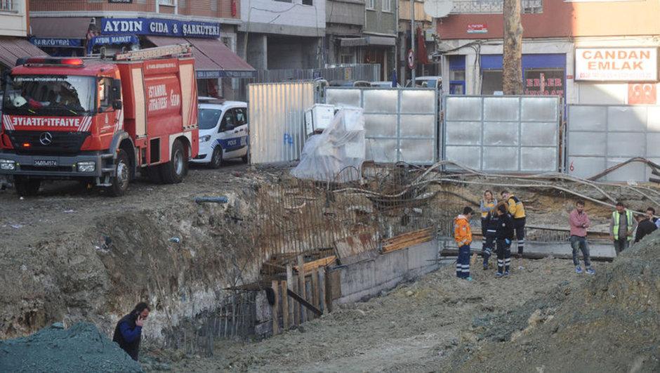 Erdem Arıkan İstanbul bayrampaşa harita mühendisi inşaat ölüm