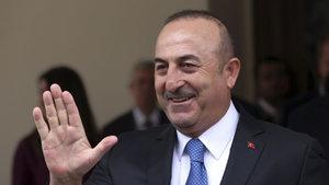 Dışişleri Bakanı Çavuşoğlu'ndan Omar'a tebrik telefonu