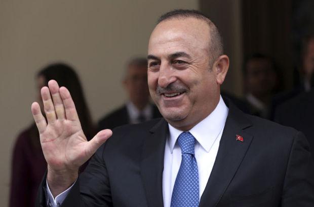 Mevlüt Çavuşoğlu İlhan Omar