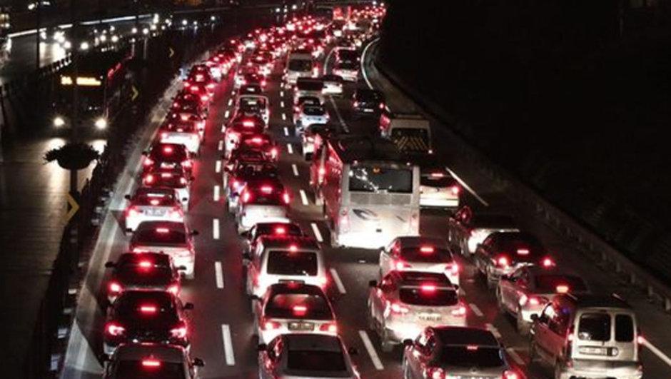İstanbul trafik