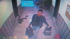 Fezlekede 'X17' olarak tanımlanan kişinin görüntüleri tespit edildi