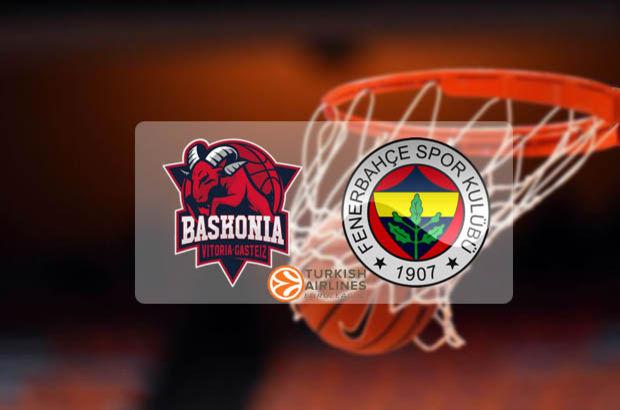 Baskonia-Fenerbahçe