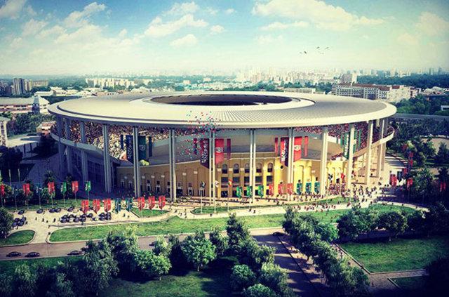 2018 Dünya Kupası'na ev sahipliği yapacak stadyumlar