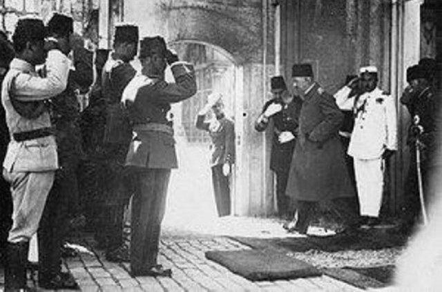 Osmanlı Padişahları'nın görülmemiş fotoğrafları