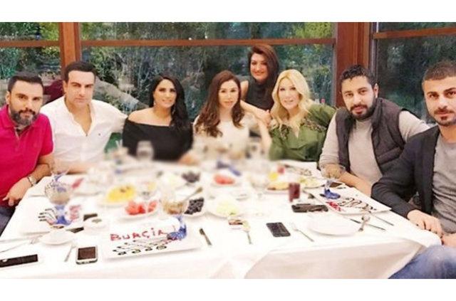 Alişan ile Seda Sayan akşam yemeğinde buluştu