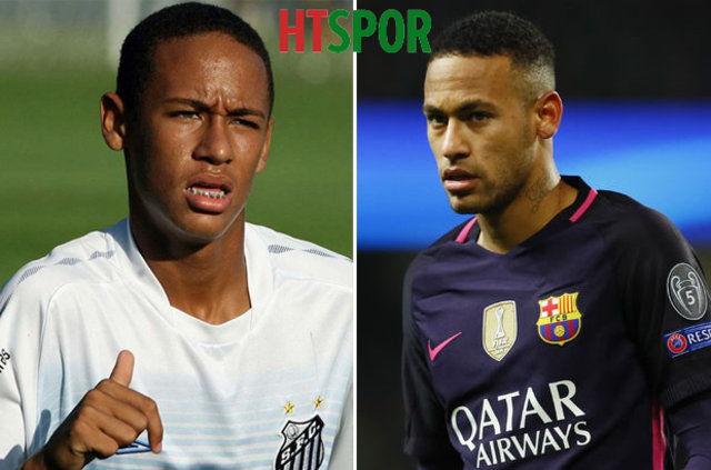 Futbolcuların değişimi