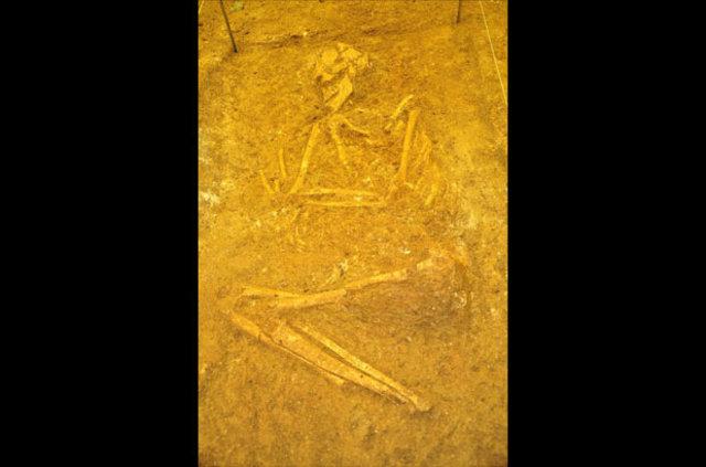 Kastamonu'da 3 bin 500 yıllık mezar tespit edildi