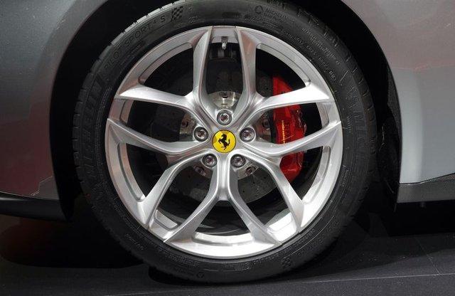 Ferrari GTC4Lusso Türkiye'de
