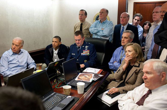 ABD Başkanı Obama'nın 8 yılını anlatan kareler