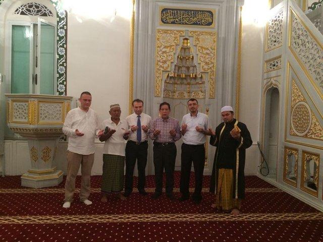 Tayland'daki o camiye ödül!