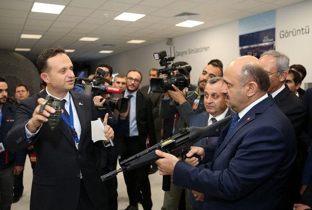 Terörle Mücadele Teknolojileri Geliştirme Merkezi açılış töreni