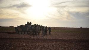 TSK 52 DEAŞ, 13 PKK/PYD hedefini vurdu