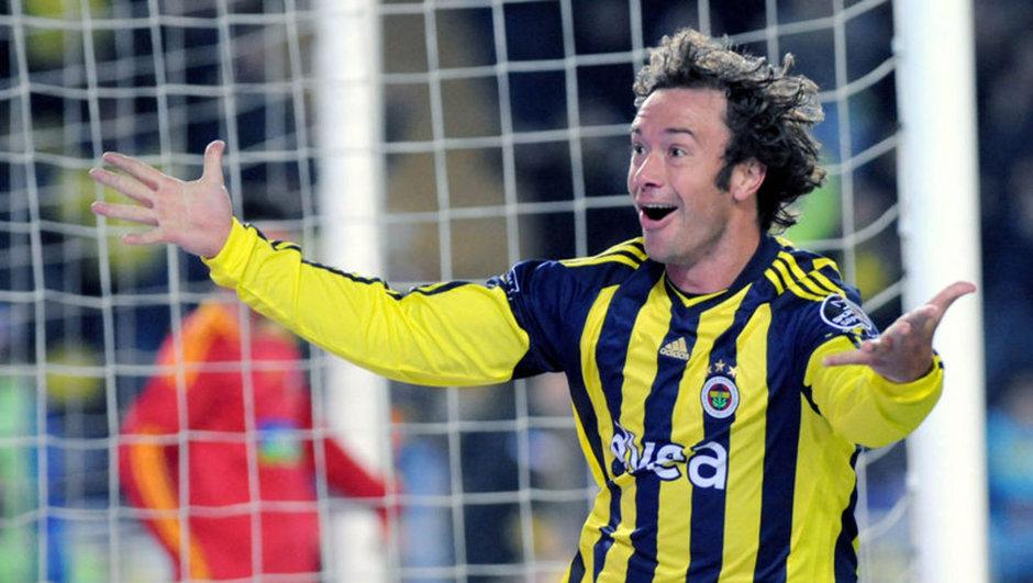 Diego Lugano Fenerbahçe