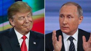 Kremlin sözcüsü: Putin ile Trump'ın tavırları birbirine benziyor