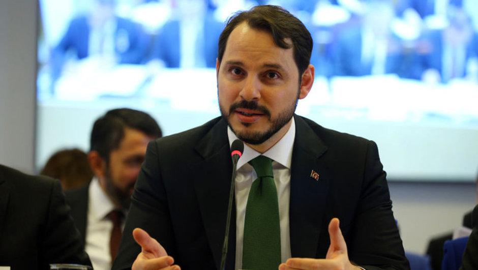 Enerji Bakanı Berat Albayrak