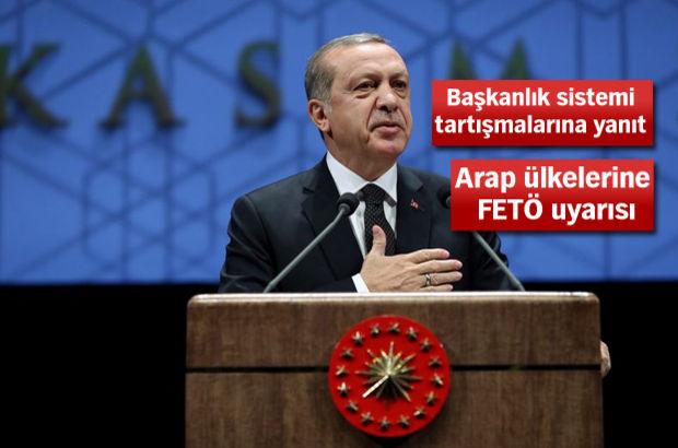 Cumhur Başkanı Recep Tayyip Erdoğan