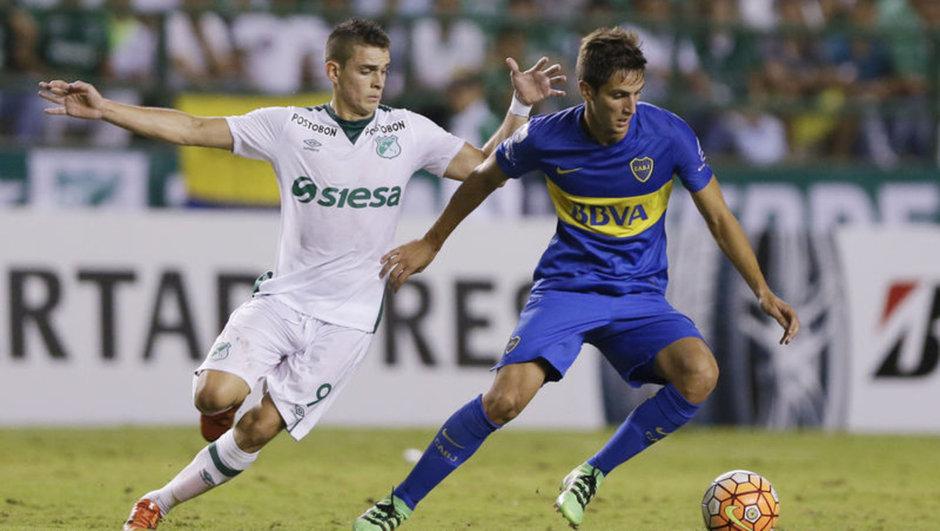 Rodrigo Bentancur Boca Juniors