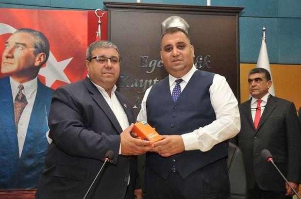 Tarsus Belediye Başkanı Şevket Can