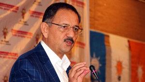 Mehmet Özhaseki: 36 bin konut yapılacak