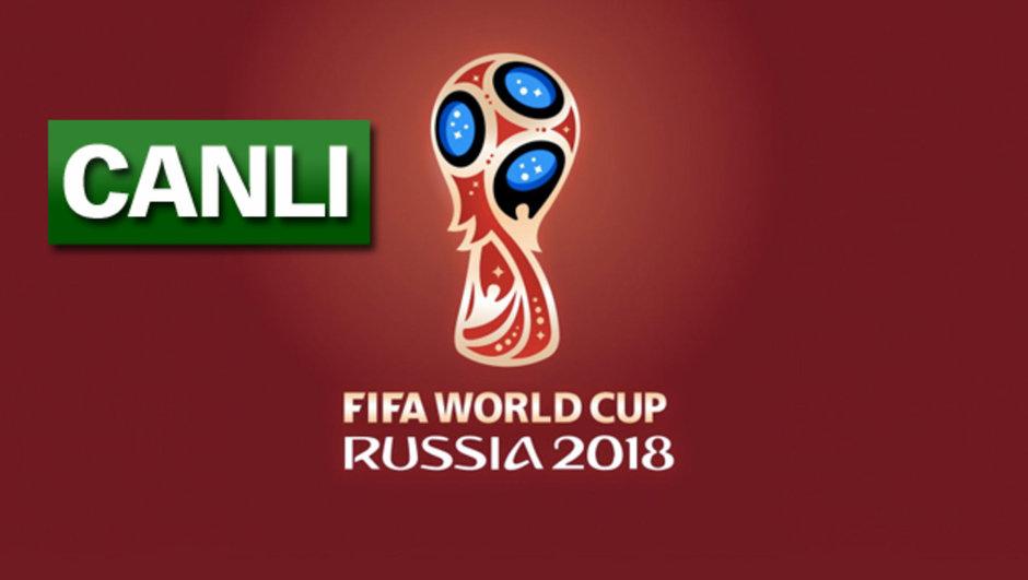 Dünya Kupası Elemeleri maçları canlı yayın