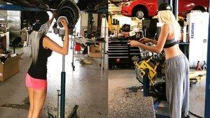 Bugatti'nin Chiron'un üretim aşamaları