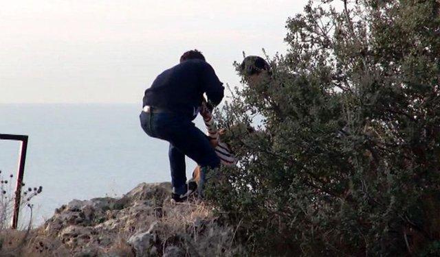 Antalya'da bir genç kız intihar girişiminde bulundu