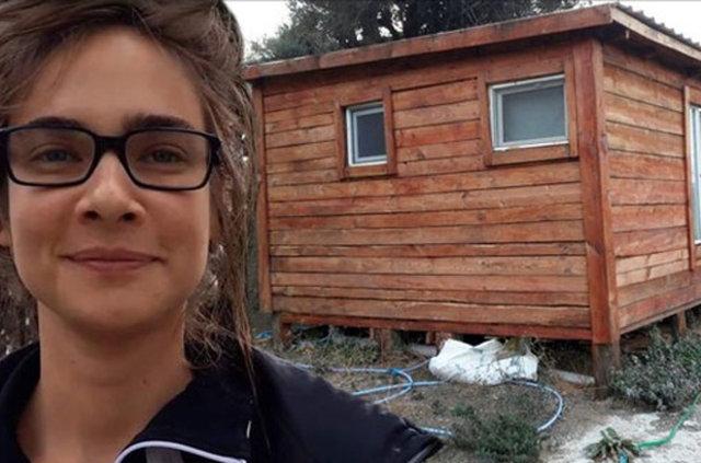 Eylül Su Sapan Kaz Dağları'nda ev aldı