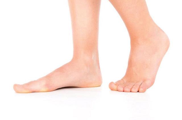 Sevgilinizin karakterini ayaklarından anlayın