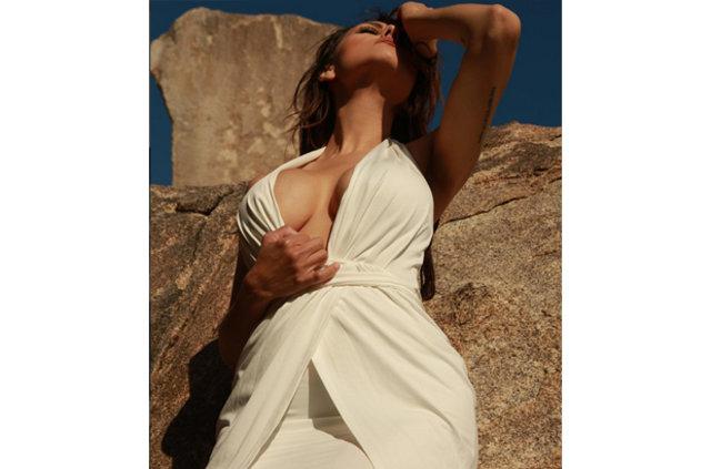 Hem model hem fotoğrafçı: Krystle Lina