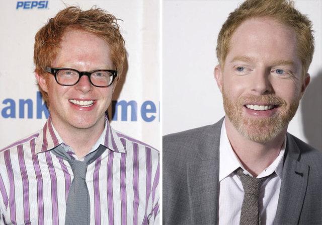 Ünlülerin sakallı ve sakalsız halleri...