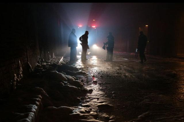 Kocaeli'de tüneldeki otomobil yangını trafiği aksattı