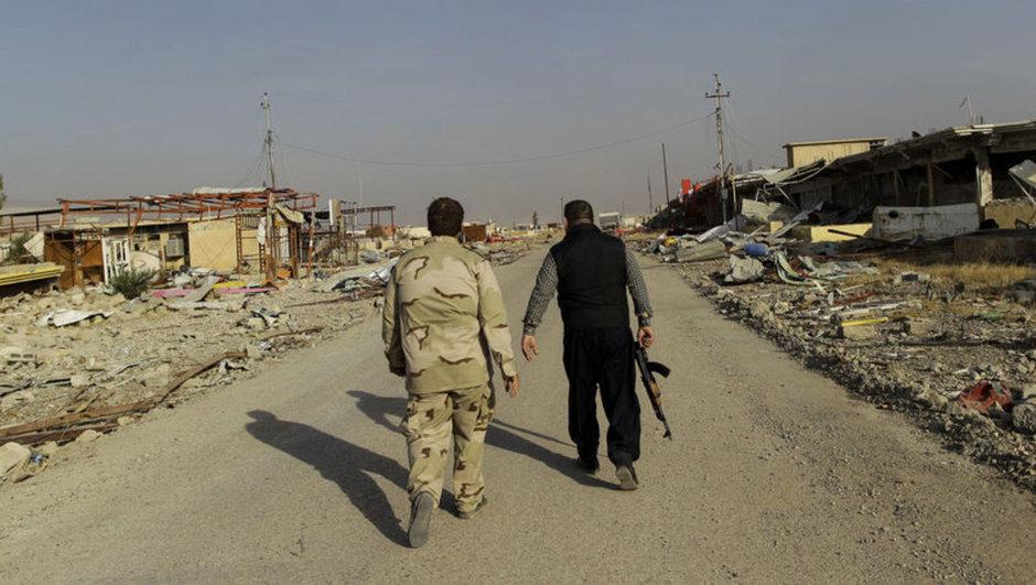 DEAŞ Musul Irak