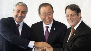 Rum lider Nikos Anastasiadis'tan Kıbrıs açıklaması