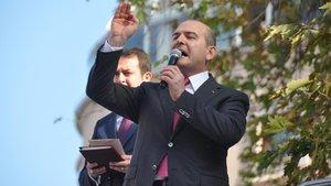 """İçişleri Bakanı Süleyman Soylu: """"O büyükelçiler Kandil'e de gitsin"""