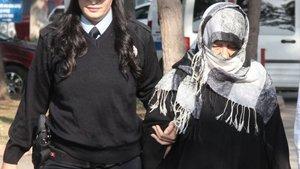 Adana'da yaşlı yan kesici yakalandı