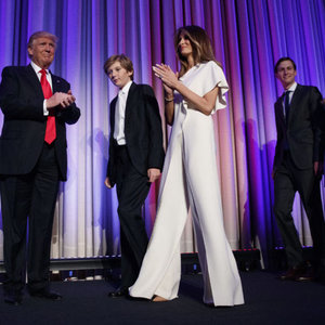 Trump'ın kabinesini çocukları ve damadı seçecek!
