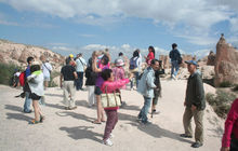 Yılda 1 milyon Çinli turist Türkiye'ye gelecek