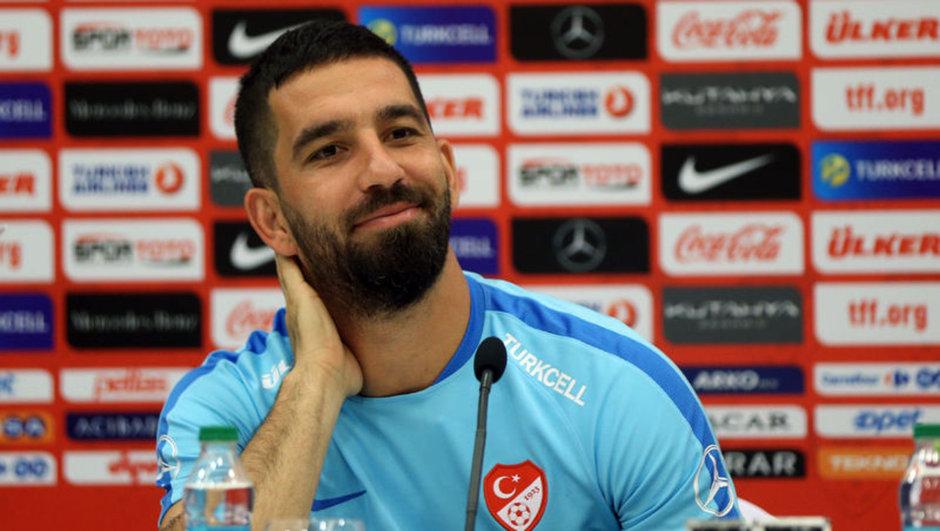 Arda Turan A Milli Futbol Takımı