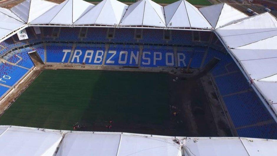 Trabzonspor Akyazı Stadı Gökhan Saral