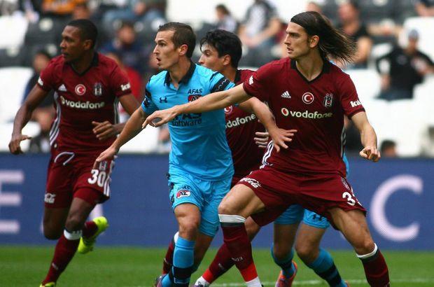 Beşiktaş: 1 - AZ Alkmaar: 4